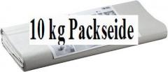 Packseide 10 Kg  =  Bogengröße 75 x 100 cm