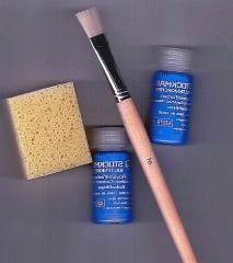 Aquarellfarbe kobaltblau 250 ml