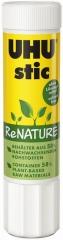 NEU!!   UHU ReNature aus 58% nachwachs. Rohstoffe 21 g