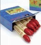 Stockmar Wachsmalstifte Einzelfarben · 12 Stifte