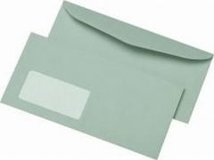 Kuvertierumschläge mit Fenster recycling 1000 Stück