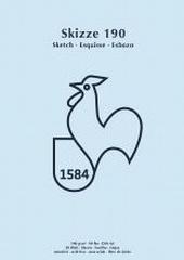 Hahnemühle Skizzenblock A4 50 Blatt · 190g