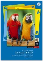 Fotokarton 10 Blatt / A4 · 10 Farben