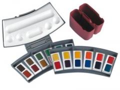 Pelikan Aquarell-Malkasten 725/24,  24 Farben