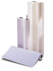 1. Rolle · CAD-Plotterpapier, 610 mm x 50 m,90 g/qm, Kern-Ø 5,08