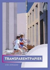 Transparentpapier - Block mit 20 Blatt, 70 g/qm, A4