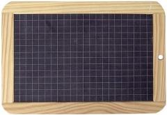 Standardgraph Schiefertafel - 18 x 26 cm, Holzrahmen